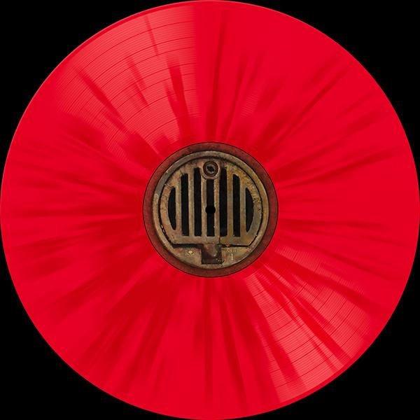 Karma.Bloody.Karma (Blood on Blood Colored Vinyl)