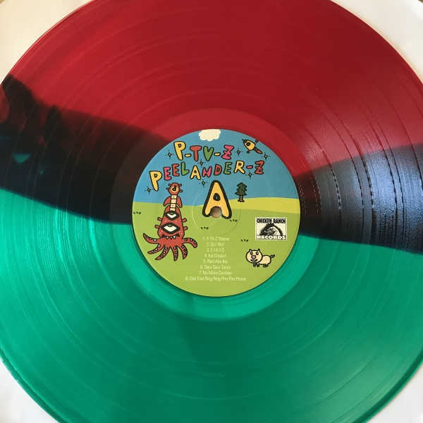 P-TV-Z 10th Anniversary Vinyl
