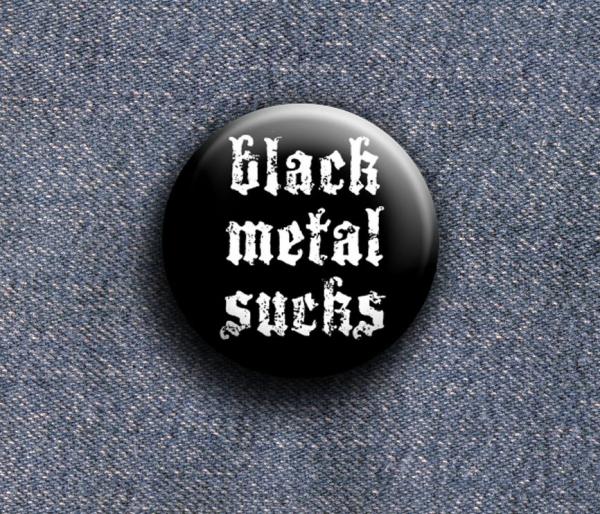 Black Metal Sucks