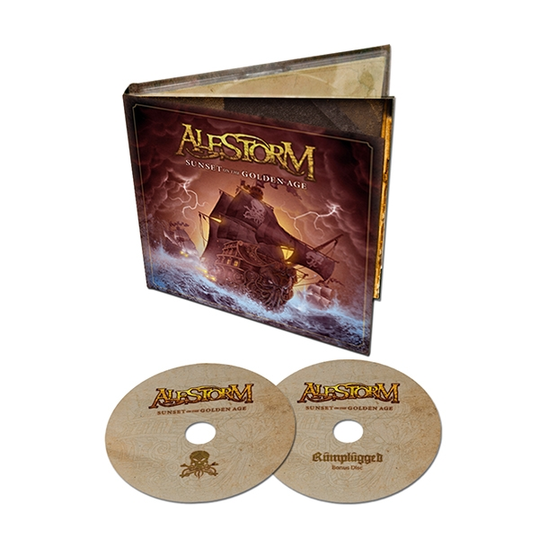 Sunset On The Golden Age Limited Digipak