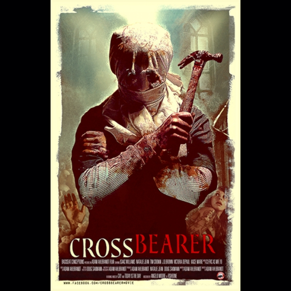 Cross Bearer Mini Poster