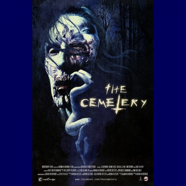 The Cemetery Mini Poster