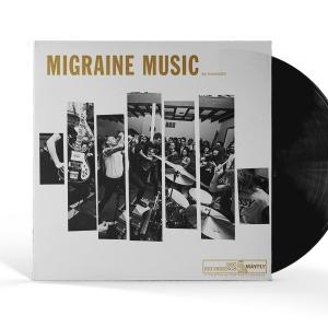 Migraine Music (black)