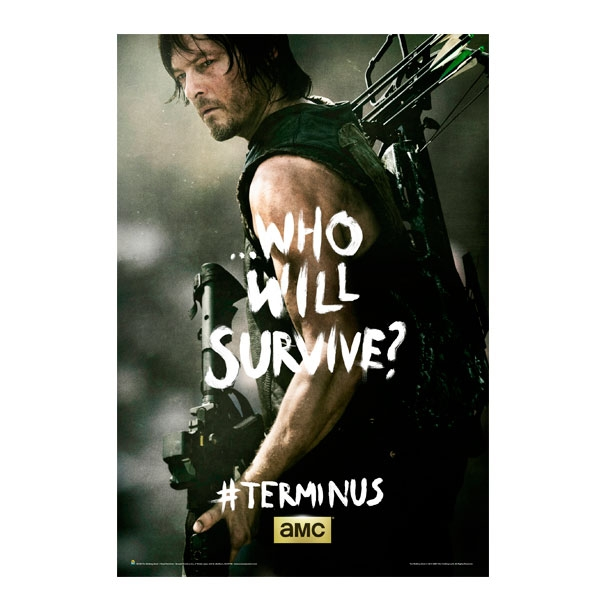Season Five Teaser Daryl