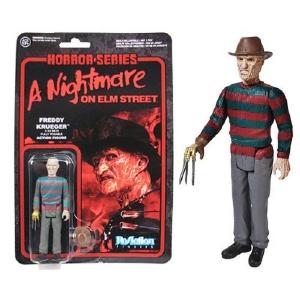 Freddy Krueger ReAction Figure