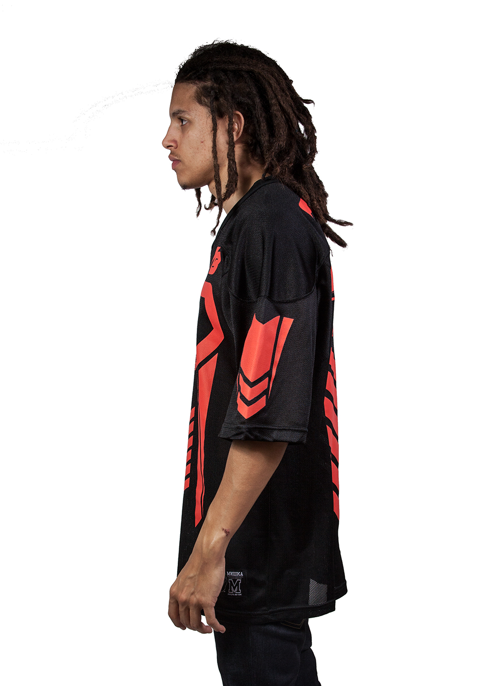 Death Moto Football Jersey