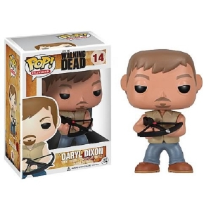 Daryl Dixon Pop! Vinyl Figure