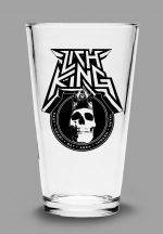 King's Pint Glass