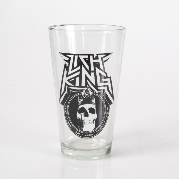 King's Pint Glass
