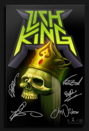 One-Eyed King Poster