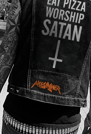 Axeslasher Logo Patch