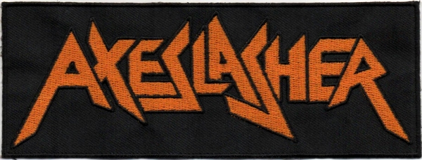 Axeslasher Logo Patch