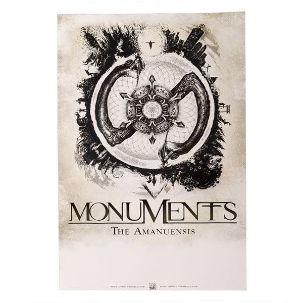 """11x17"""" Tour Poster"""