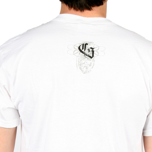 The Crimson  Syndicate Logo Tees