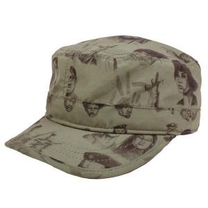 """Mishka x SSUR*PLUS """"Radicals"""" Military Cap"""