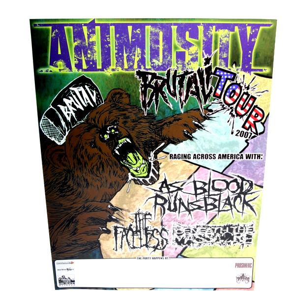 BRUTAL Tour 2007