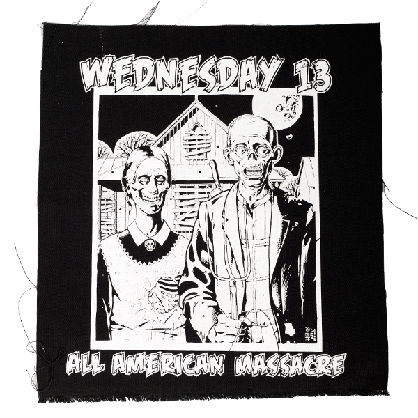 American Gothic Back Patch