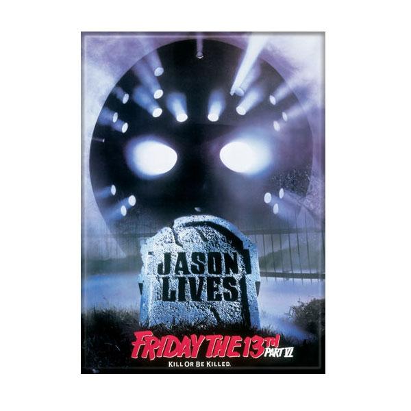 Part Six: Jason Lives Poster