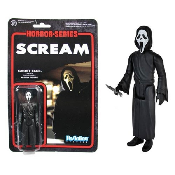 Ghostface ReAction Figure
