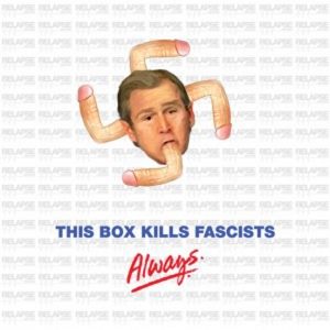 "This Comp Kills Fascists 7 x 7"" Boxset"