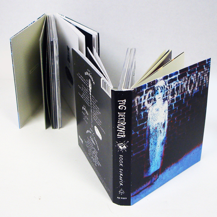 Book Burner Deluxe