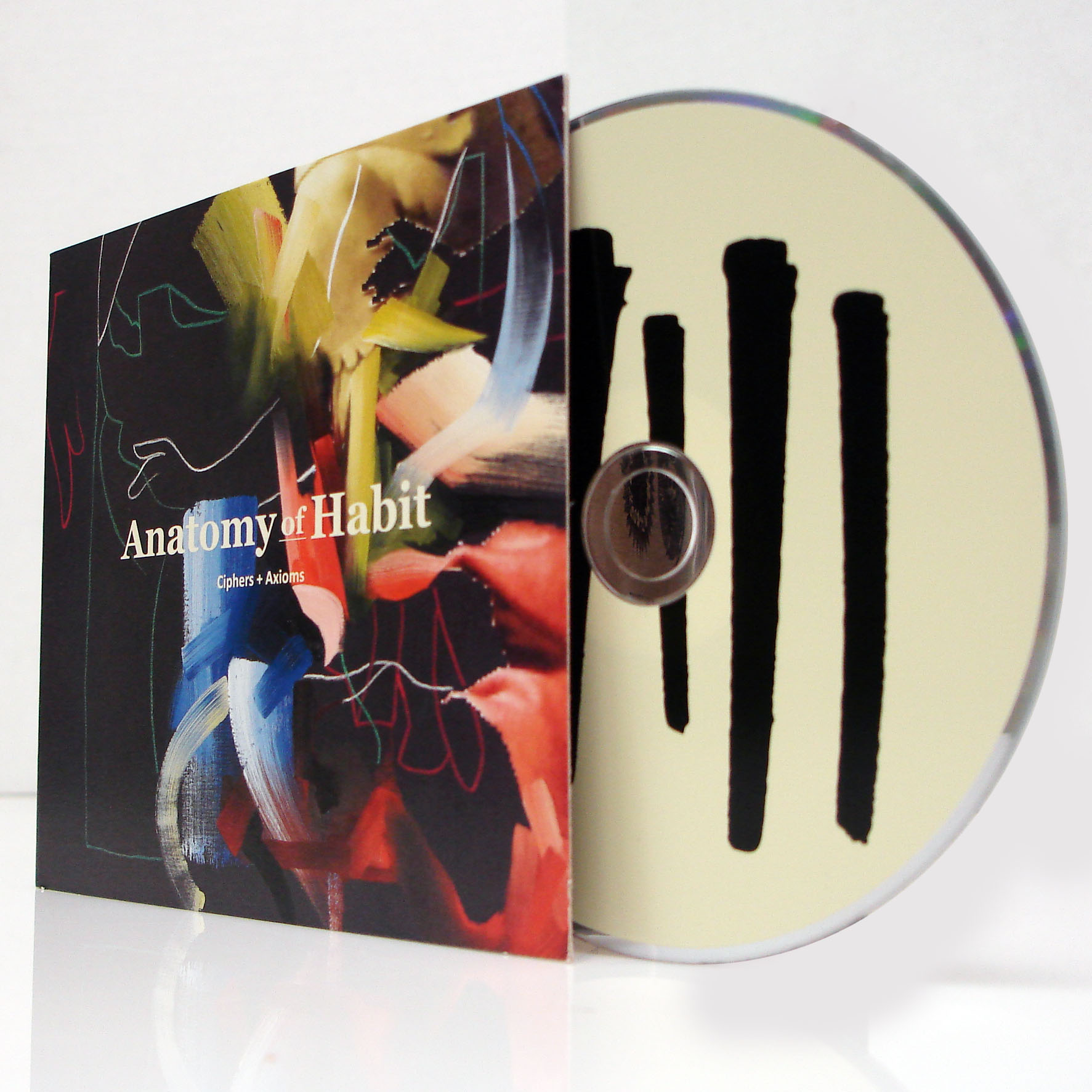 Ciphers + Axioms *Digipak*