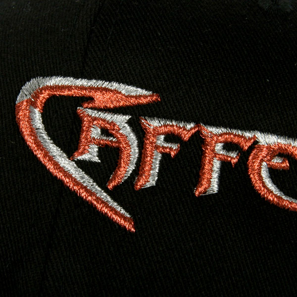 Flex Fit Embroidered Logo Cap
