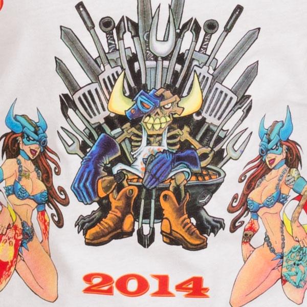 2014 Throne