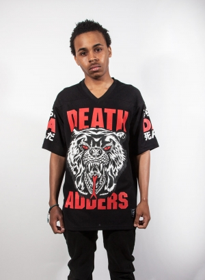Lamour Death Adder Football Jersey (Kanji)