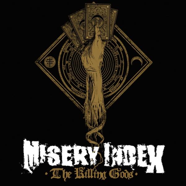 Misery Index - The Killing Gods Cassette