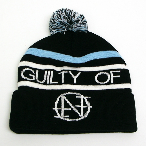 Guilty Of Everything Pom Pom Beanie