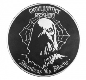 Ghoulunatics Asylum Backpatch
