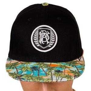 Ocean Palms Snapback