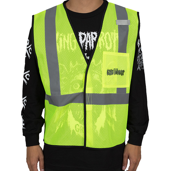 Safety First Vest