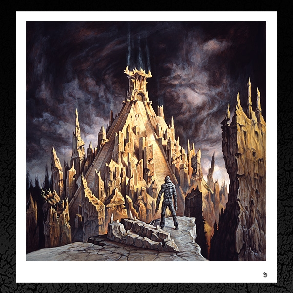 Xibalba. Album Cover