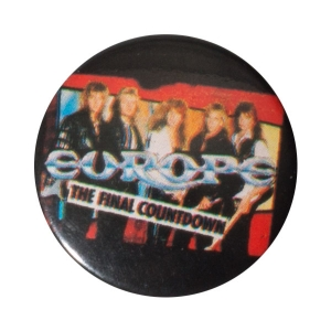 Vintage The Final Countdown