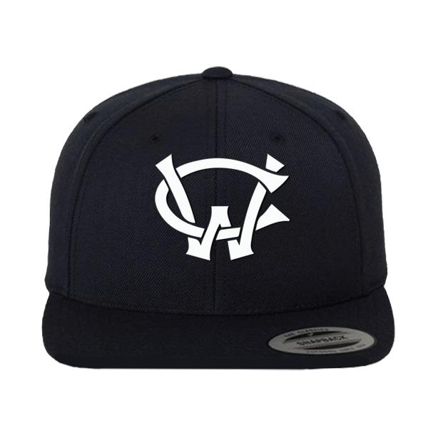CW Logo Snapback Cap