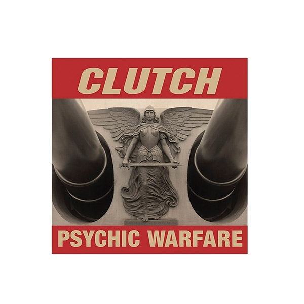 Psychic Warfare Cover