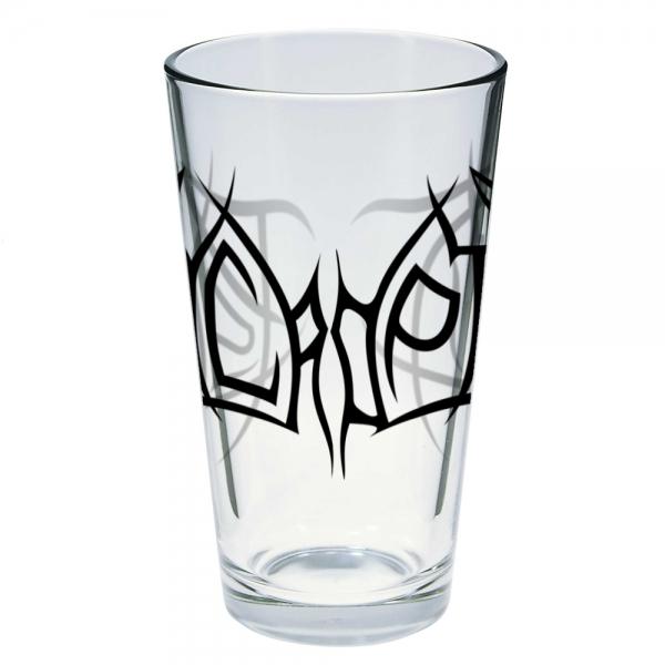 Psycroptic Pint Glass