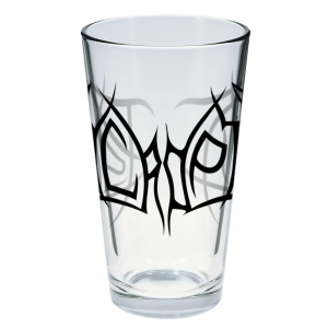 Psycroptic Pint Glass