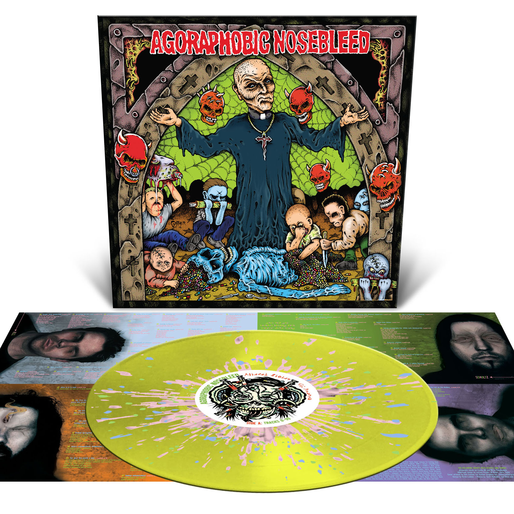 Altered States of America Reissue