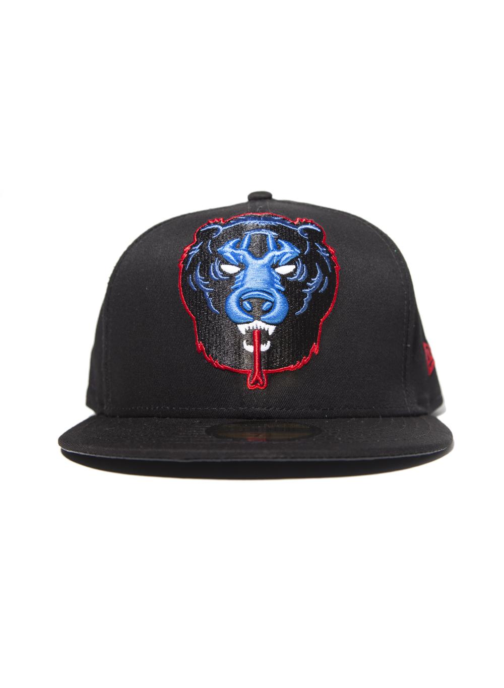 Mishka Heritage Death Adder New Era 5950 Fitted Hats