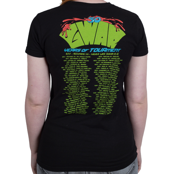 30 Years Tour Shirt