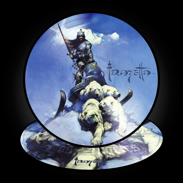 Frazetta Picture Disc
