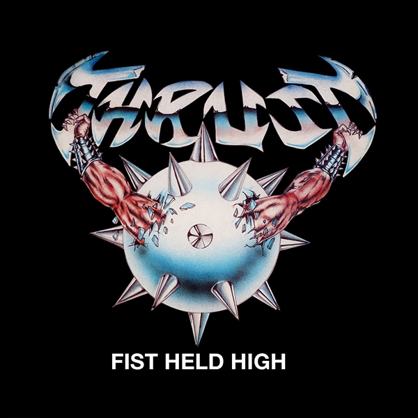 Fist Held High (Blue Vinyl)