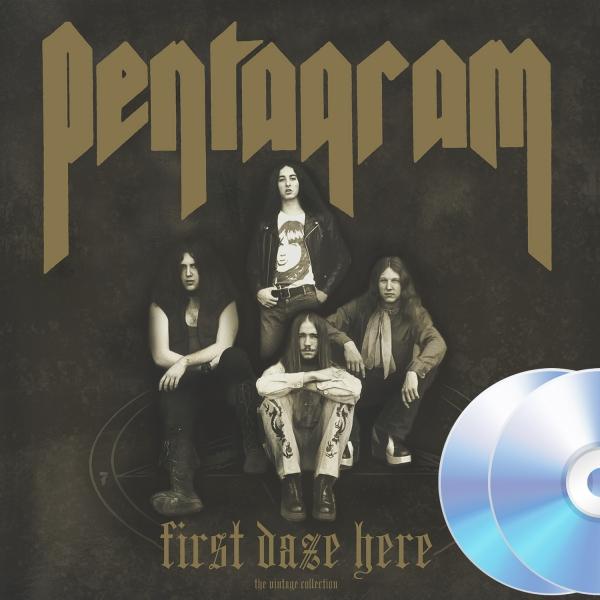 First Daze Here Reissue