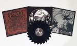 Machetazo | Marrow Split LP (Saw Blade Vinyl)