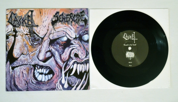 Casket | Sewercide Split EP