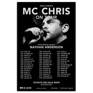 2016 tour poster