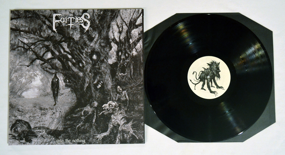 Unto the Nothing LP